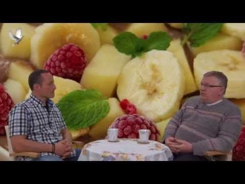 David Kaliberka, Živá strava, aneb zbavme se nemoci - YouTube