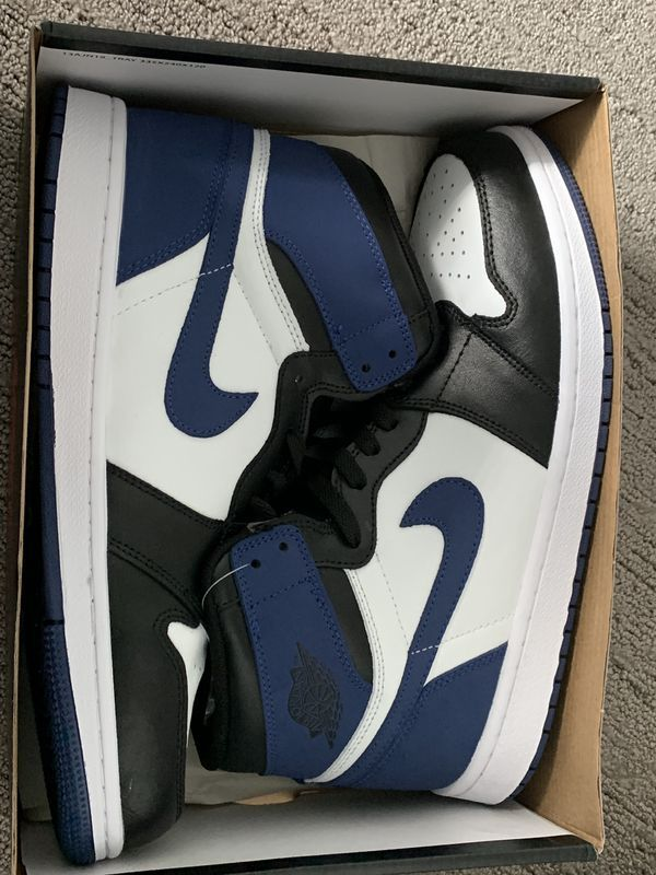 Unauthorized Jordan 1 Retro High Og Blue Moon Size 12 For Sale In
