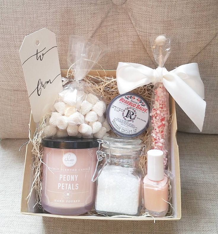 "Southern Grown Vintage on Instagram: ""Spa-inspired Valentine's Day gift! Bath"