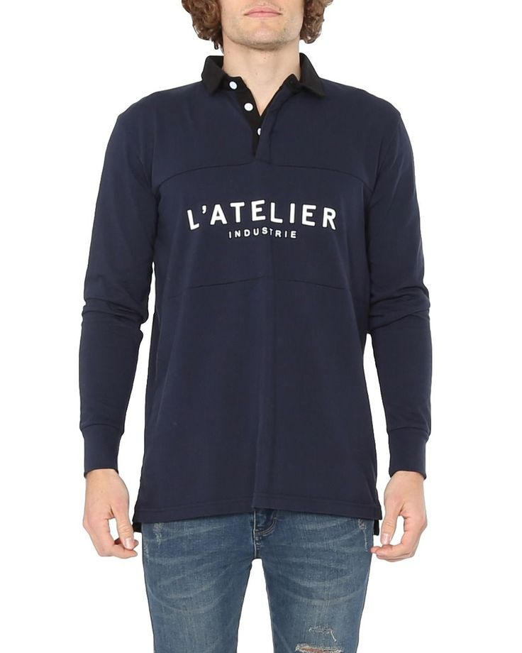 THE LYON RUGBY TEE