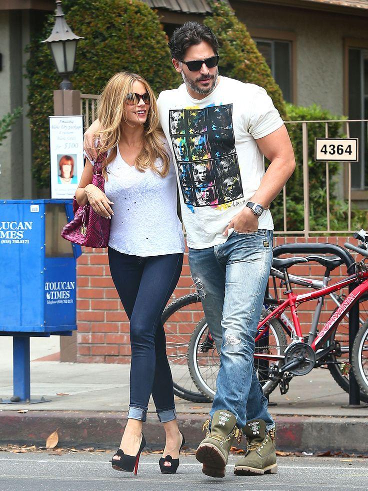 Sofia Vergara and Joe Manganiello, plus more of the hottest couples of summer 2014
