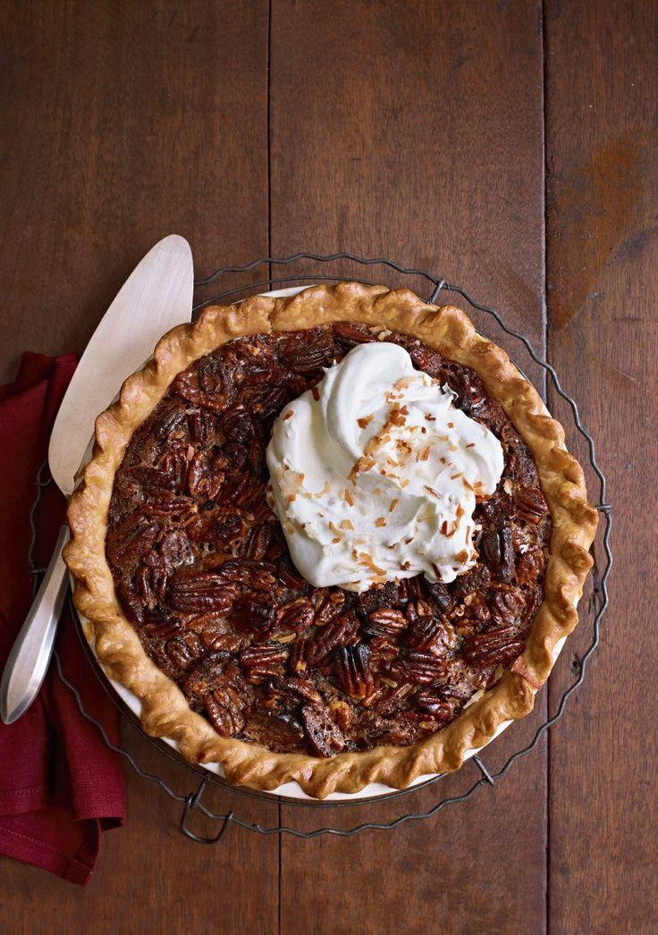 Coconut Chocolate Pecan Pie Schweet The Pie Album