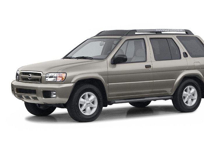 2003 Nissan Pathfinder SE 4x2 Information