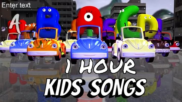 Kids Song Collection | ABC & Lots More Songs | 3D Nursery Rhymes | Baby ...
