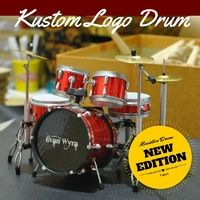 Miniatur Drum ekslusif | Kado Ulang Tahun | Koleks