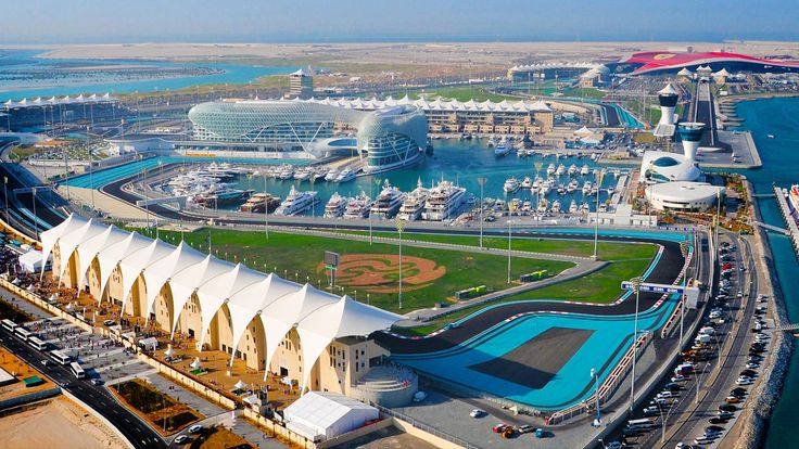 Yas Island of Abu Dhabi has everything to entertain you.