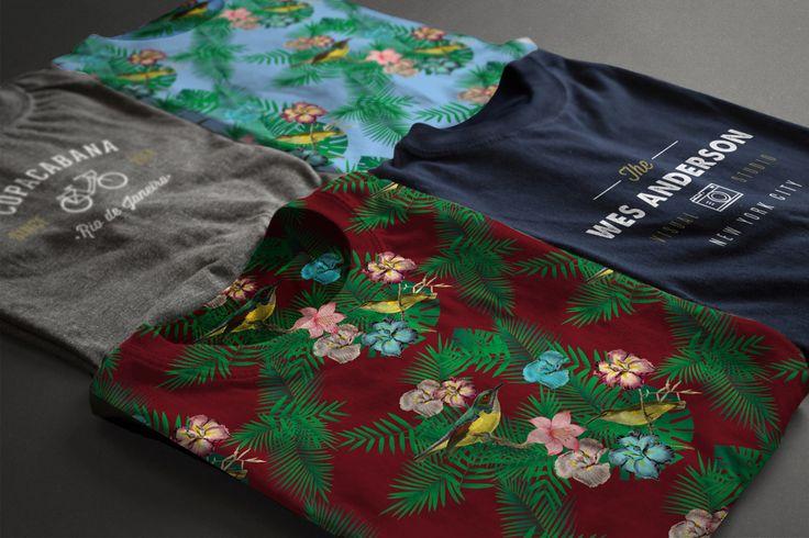 """Birds of Paradise"" pattern | itrynottothink | itrynottothink.com"