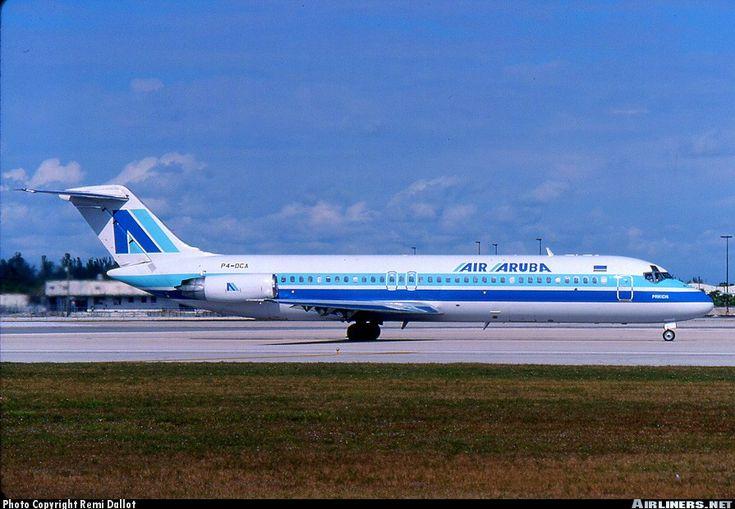 McDonnell Douglas DC-9-32 - Air Aruba   Aviation Photo #0185462   Airliners.net