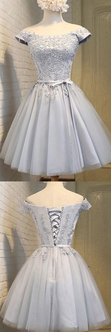 If I ever get married, a dress like this. #shortpromdresses