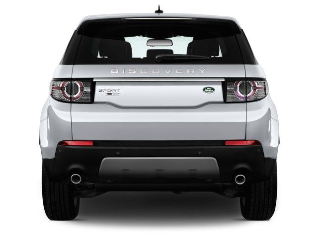 2017 Land Rover Discovery Sport Review, Ratings, Specs, Prices, and Photos - The Car Connection