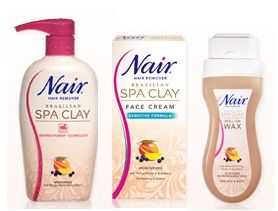 Nair Hair Removal Review & Giveaway (ends 6/25)