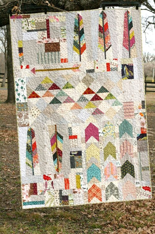 Do you follow Stephanie Ryan, here's what she is pinning. http://www.pinterest.com/stephanieryands/quilt-sew/