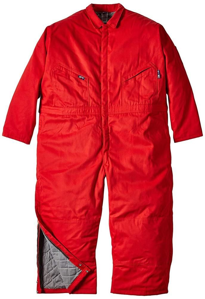 0ec836aa4696 Lapco FR Flame Resistant Insulated Winter Coverall 100% Cotton Duck Size  7XL  LapcoManufacturingInc