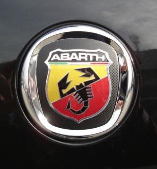 Fiat Abarth love mine!