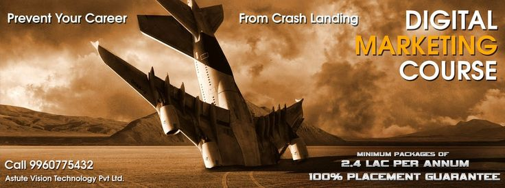Boost your Career with the Speed Of A Crashing Plane.