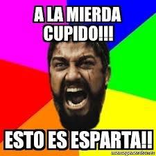 ¡Esto es Esparta!