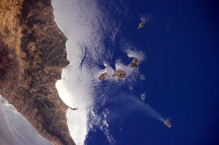 Le isole Eolie (@astro_reid)
