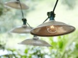 Globe Solar String Lights - eclectic - outdoor lighting - - by Plow & Hearth
