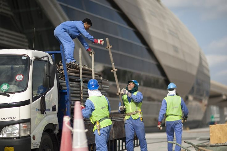 Construction of Dubai Metro extension a feat of engineering