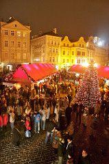 Prague Christmas Markets | Visiting Czech Republic