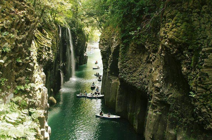 Canyon of Martvili, Georgia (Country)