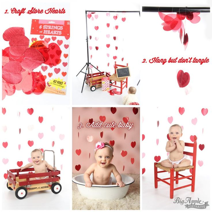 Valentine's Day Mini Shoot Sets
