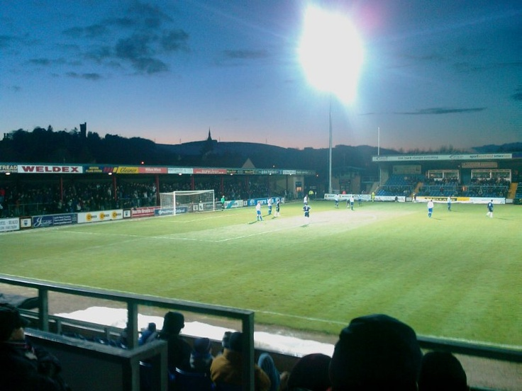 Victoria Park, Dingwall - Home of Ross County