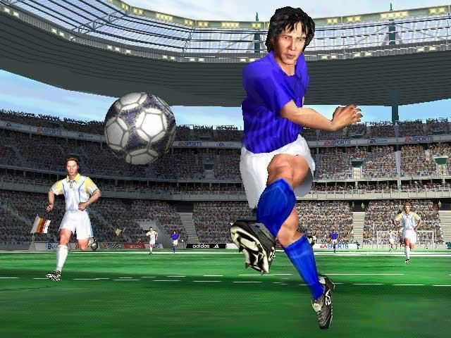 EA FIFA 2001 Screenshots