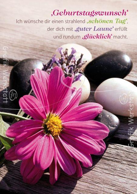 Geburtstagswunsch - Postkarten - Grafik Werkstatt Bielefeld