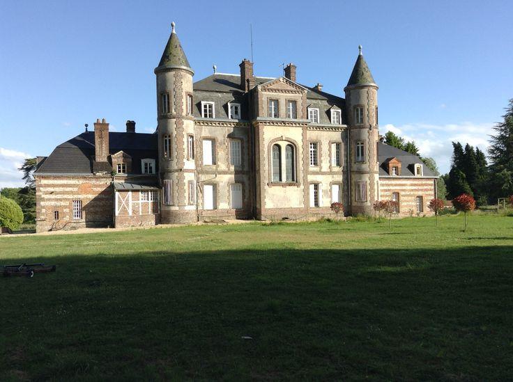 Chateau De Sommesnil Normandy