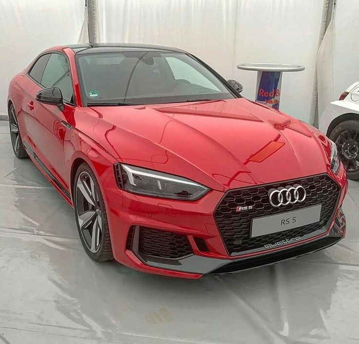 Audi RS-5 coupe