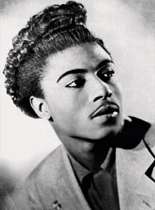 """Little Richard  ...he could be from Mars... and, """"in the '50s"""" he was from Mars!"""