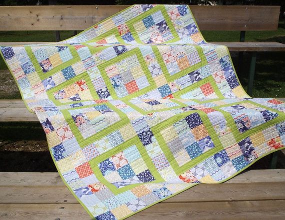 KYSS Me Quick! Quilt Pattern