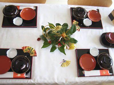 漆器で日本の伝統的お正月を迎えたい
