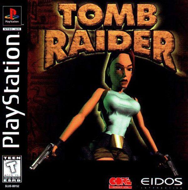 Tomb Raider for PS1. Must have.
