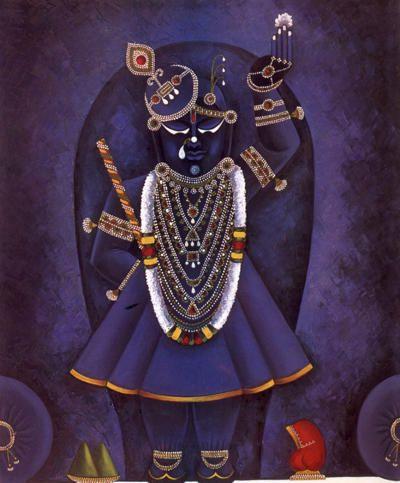 Shrinathji Mangla Darshan