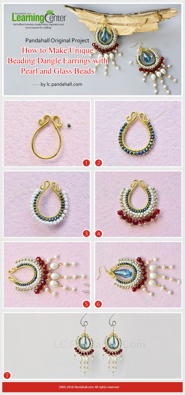 1598 best free jewelry making tutorials images on pinterest | diy