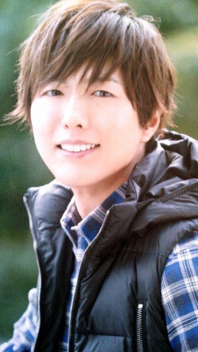 Kamiya hiroshi. So cute