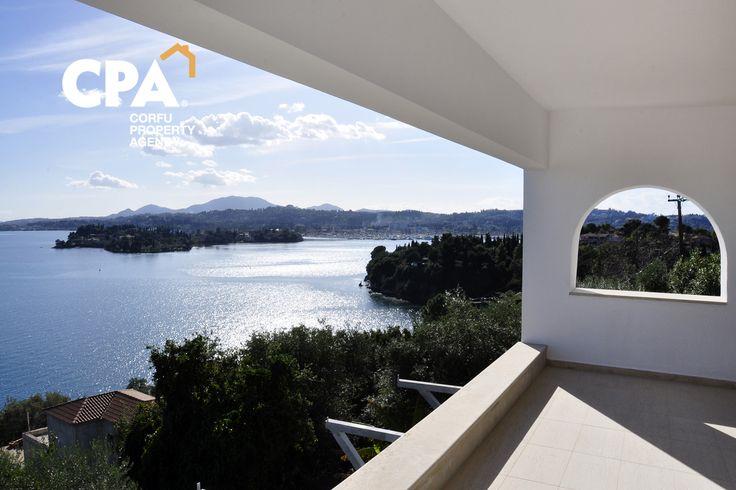 Luxury apartment for sale in Kommeno, Corfu-CPA 3674 From: www.cpacorfu.com/en/properties/3674