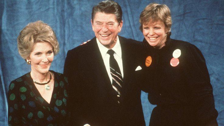 maureen reagan | Maureen Reagan: Photos of Nancy's Beloved Stepdaughter | Heavy.com ...