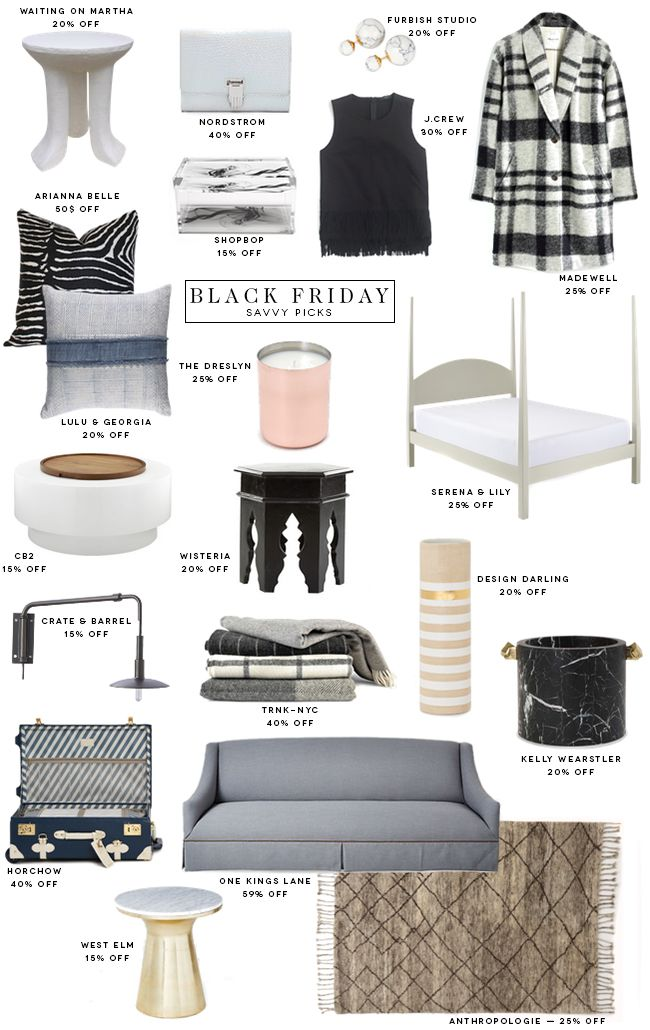 20 Best Black Friday Sales To Shop Today · Savvy Home