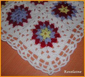 Couverture au crochet #2