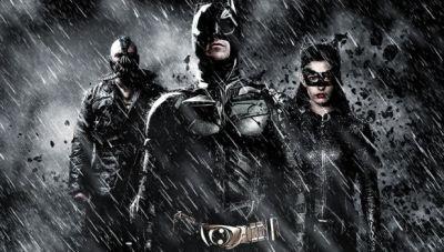 Batman: El Caballero de la Noche Asciende Trailer.