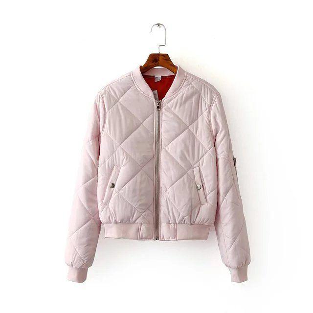 Высочайшее качество весна осень полета армия зеленый черный бомбардировщик куртка женская молния короткая куртка и пальто бренда clothing jacketsкупить в магазине Indigo Store fashion clothingнаAliExpress