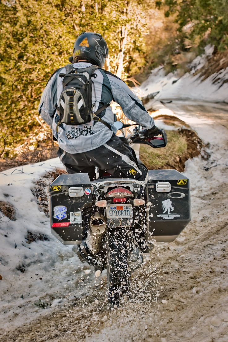 Klim technical riding gear tech tip 1 for adventure riders