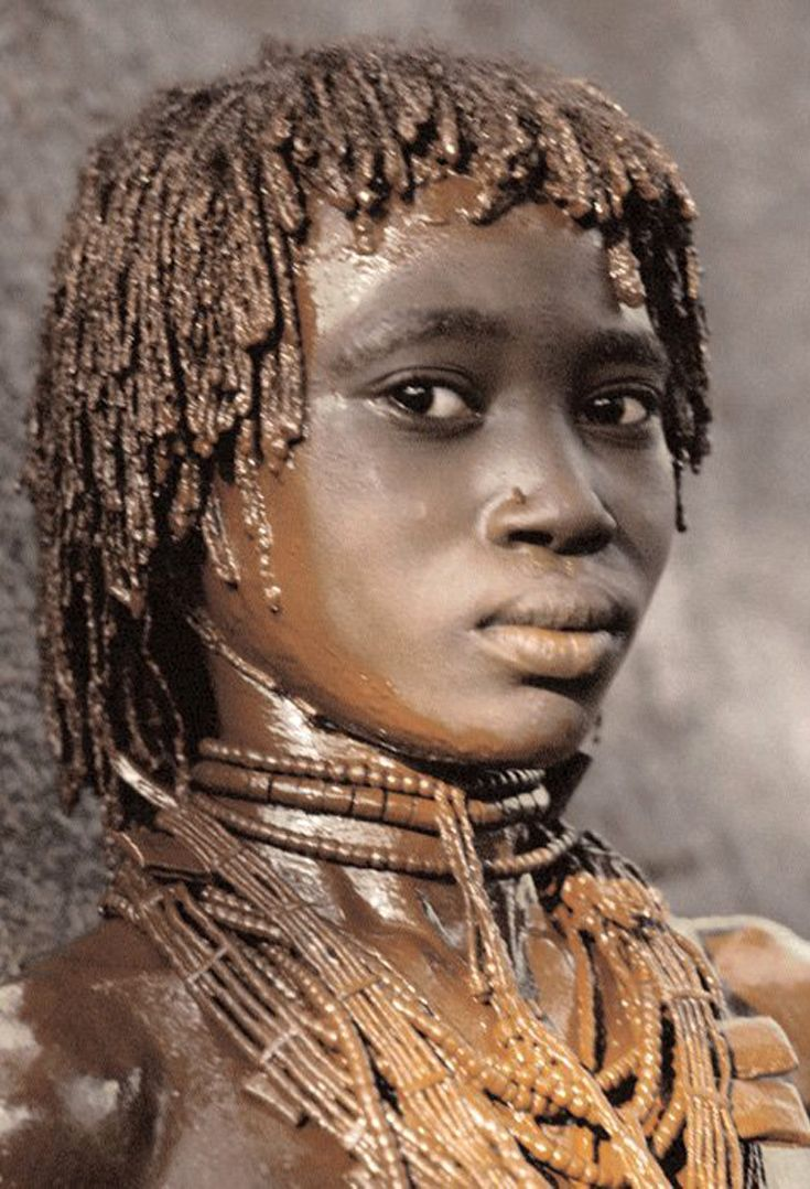 The Nuba Peoples Of North Sudan redone - Page 2