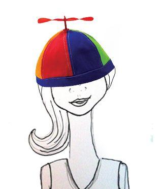 proppellor hat