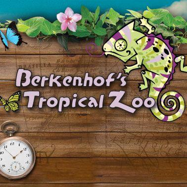 In de Kwadendamse mini jungle van Berkenhof's Tropical Zoo valt er een hoop te beleven!