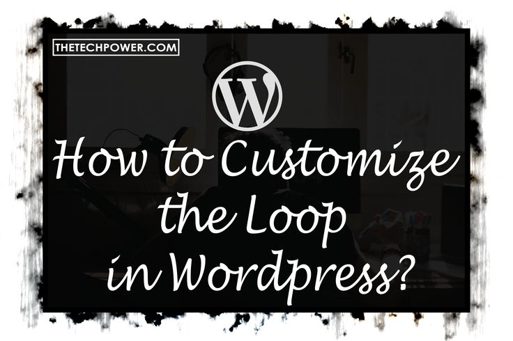 Customizing the Loop with different granularities of data access In our opening post of the Loop and it's flow of control, we specified that the primary workhorse for information determination is the get_ posts() method of the WP_Query object. Much of the time, on the off chance that you need to construct a custom loop, you'll assemble your own particular …