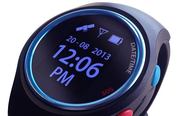 LostnFound, un reloj para mantener localizadas a personas enfermas